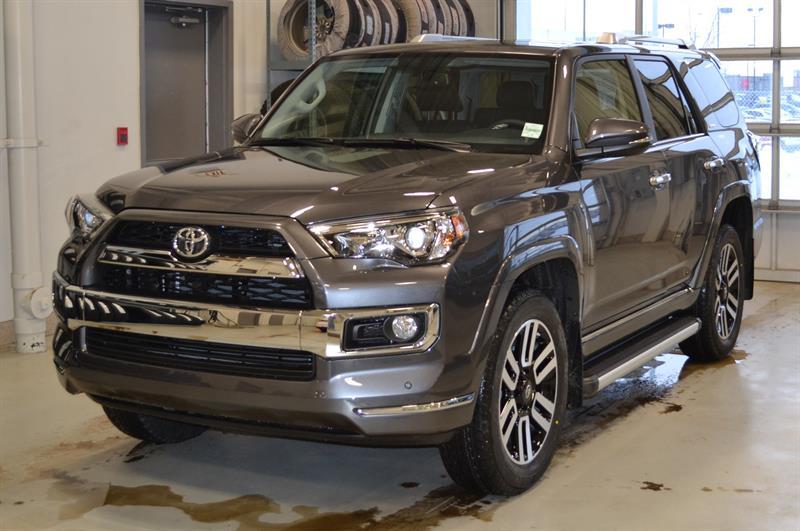 2019 Toyota 4Runner 4WD #BU8902