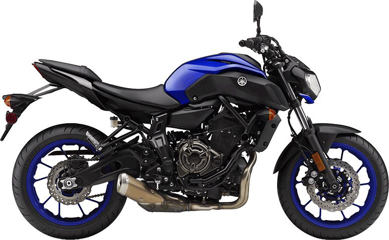 2018 Yamaha MT-07 ABS #39349 / 39350