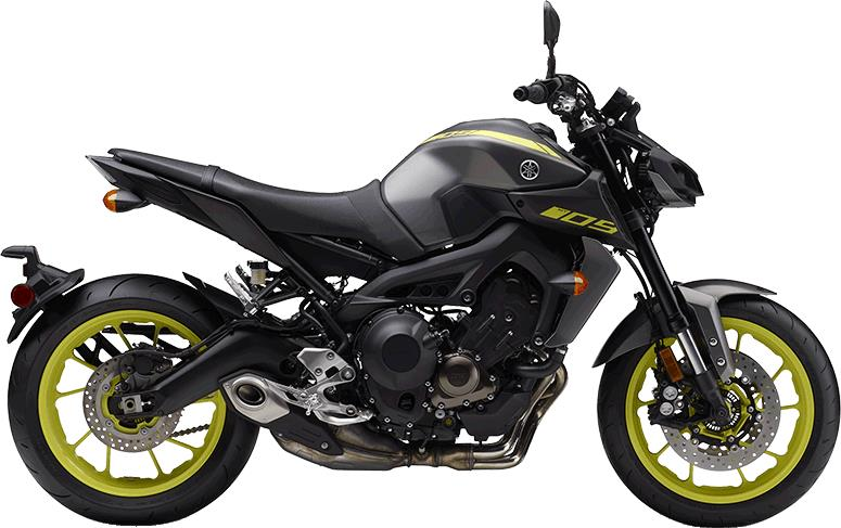 2018 Yamaha mt-09 ABS #39245