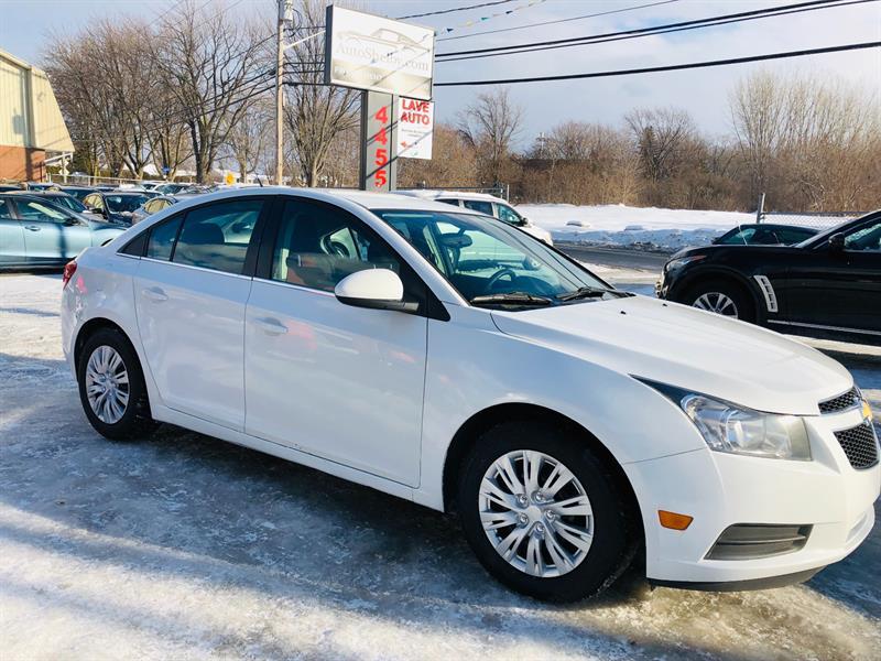 Chevrolet Cruze 2012 30$* par semaine/Financement #5313-2