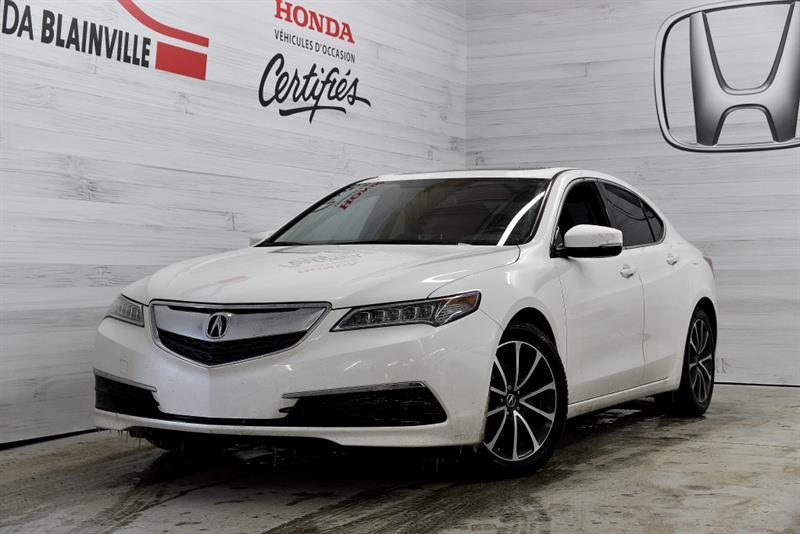Acura TLX 2015 SH AWD #U-1532
