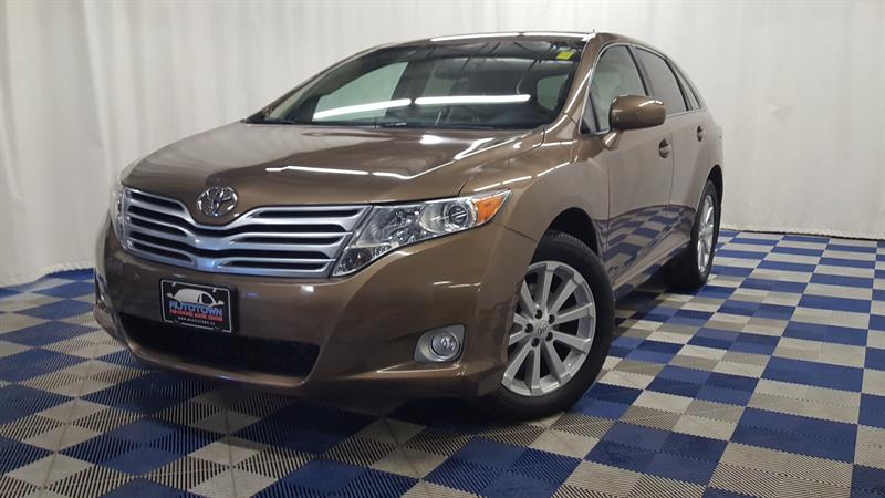 2010 Toyota Venza ACCIDENT FREE/BLUETOOTH/HTD SEATS #10TV15823