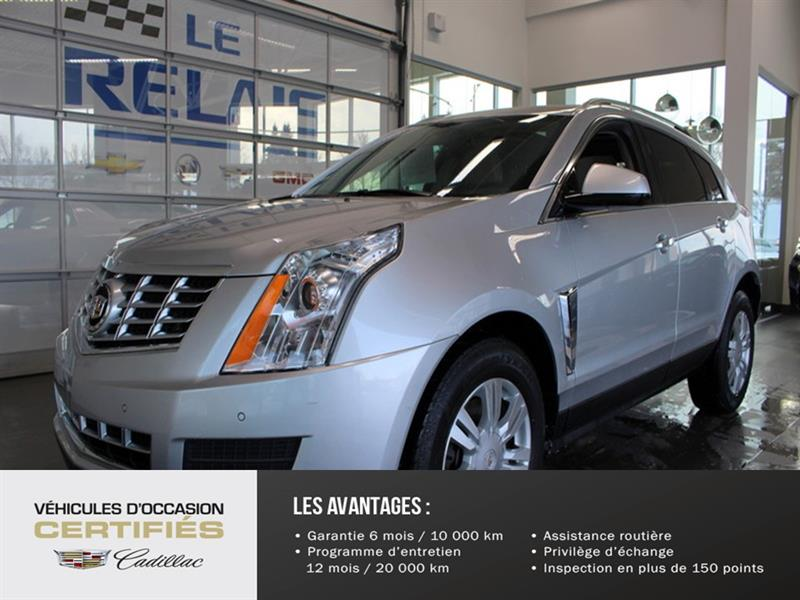 Cadillac SRX 2016 SRX LUXURY AWD  #92101