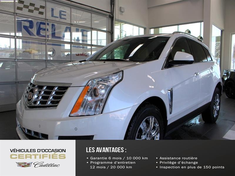 Cadillac SRX 2015 SRX LUXURY AWD  #92102