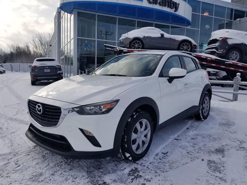 Mazda CX-3 2018 GX*BLUETOOTH*CRUISE*CAM DE RECUL*CLE INT* GARANTIE #3346A