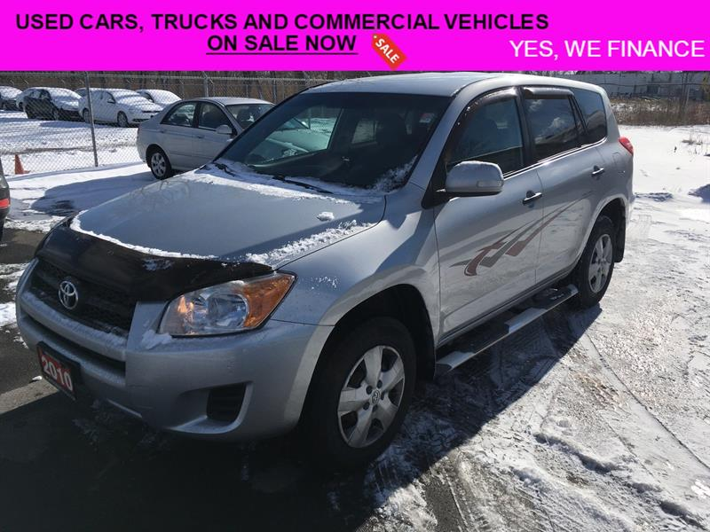 2010 Toyota RAV4 Base  Top rated SUV!! #19006