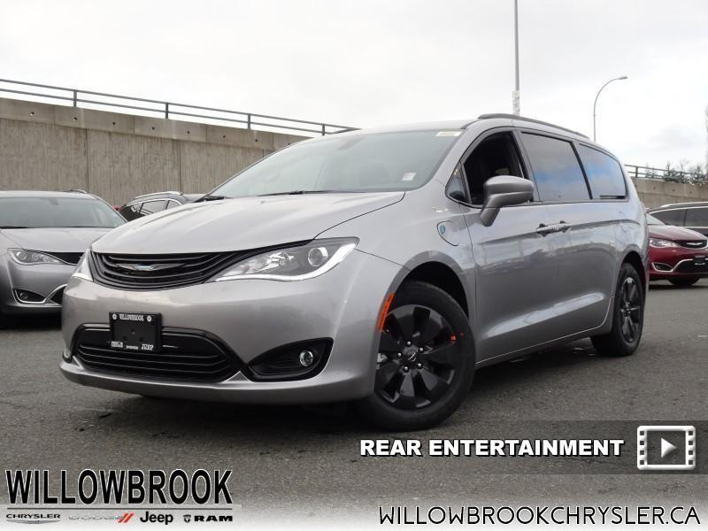 2019 Chrysler Pacifica Hybrid Touring-L #19M27