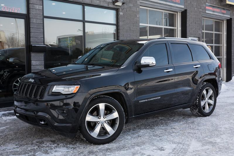 Jeep Grand Cherokee 2014 4WD 4dr Overland #FA807
