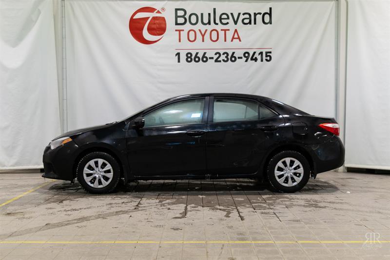 2014 Toyota Corolla *CE* #83580A