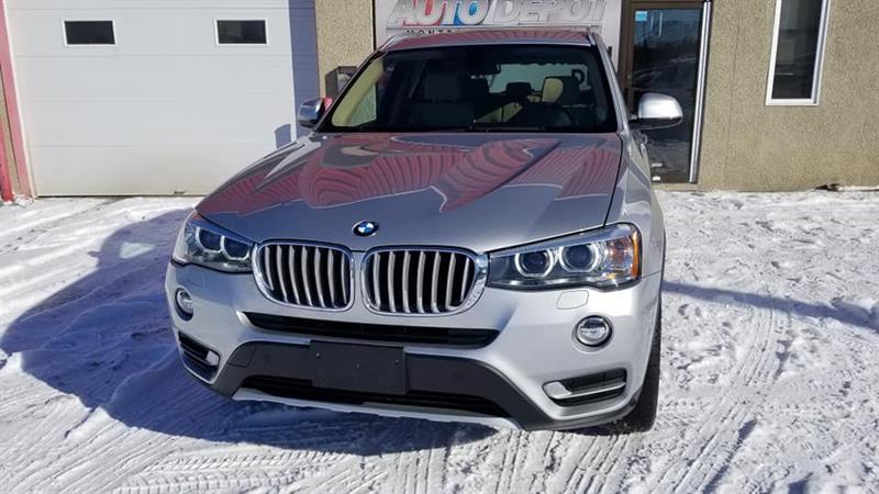 BMW X3 2015 xDrive28i, PREMIUM #6334