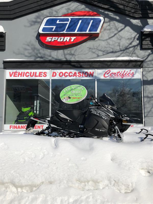 2019 Arctic Cat XF 8000 CROSS COUNTRY LTD ES #40100