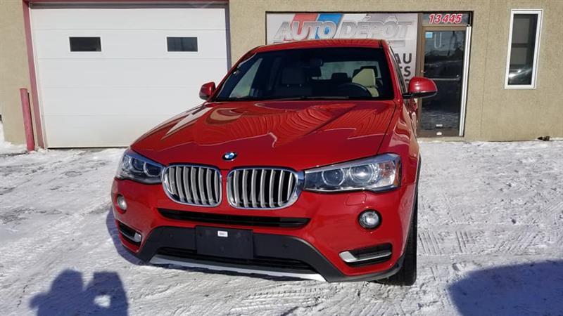 BMW X3 2015 xDrive 28i, PREMIUM #6333
