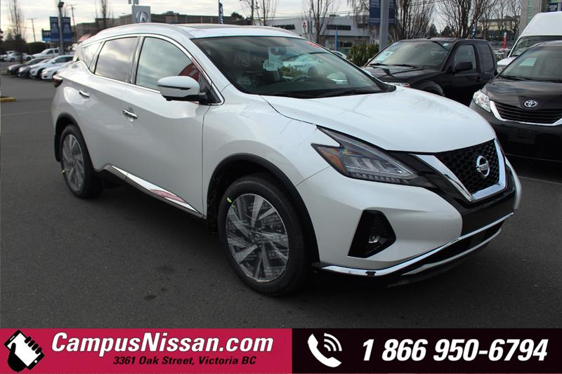 2019 Nissan Murano SL AWD w/ Leather & Moonroof #9-Q138
