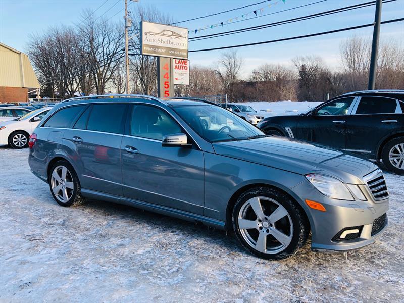 Mercedes-Benz E-Class 2011 71$* par semaine/Financement #5334-2