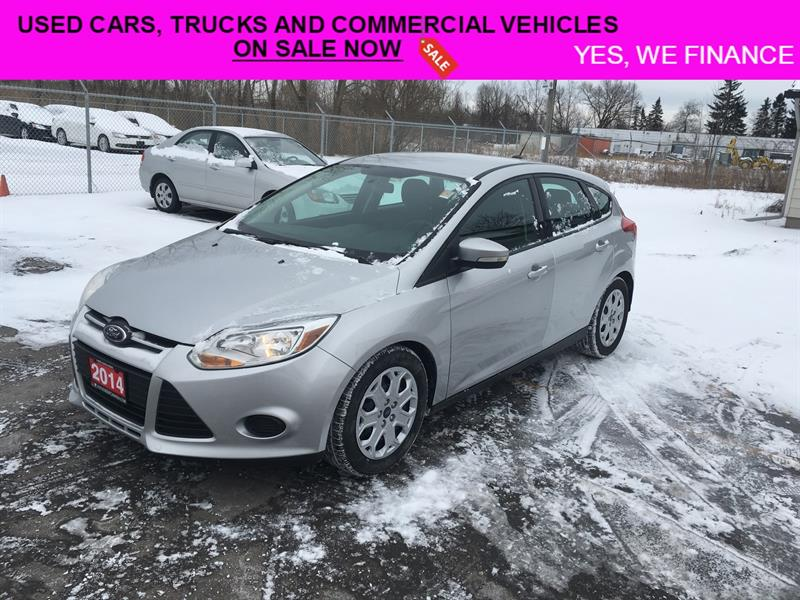 2014 Ford FOCUS SE  Gas Saver!! #19017