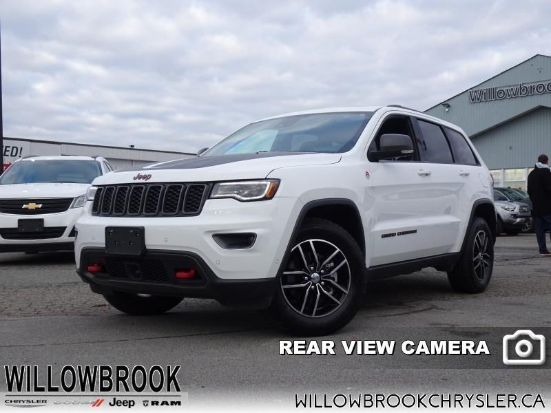 2018 Jeep Grand Cherokee Trailhawk #19UP20