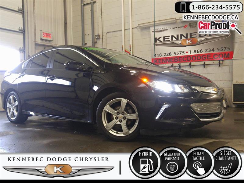 Chevrolet Volt Electric 2017 lt #04976