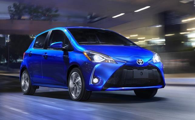 Toyota Yaris Hatchback 2018 SE #5980-18