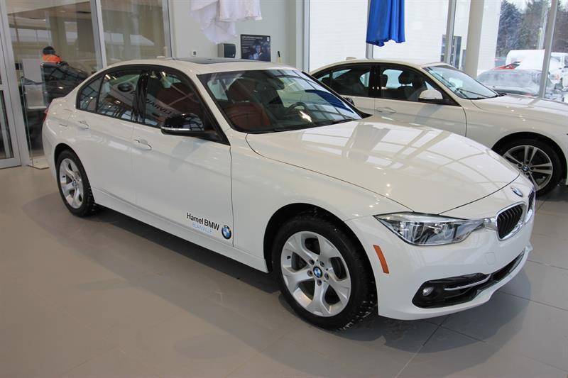 BMW 330XI 2018 330i xDrive Sedan #18-816N