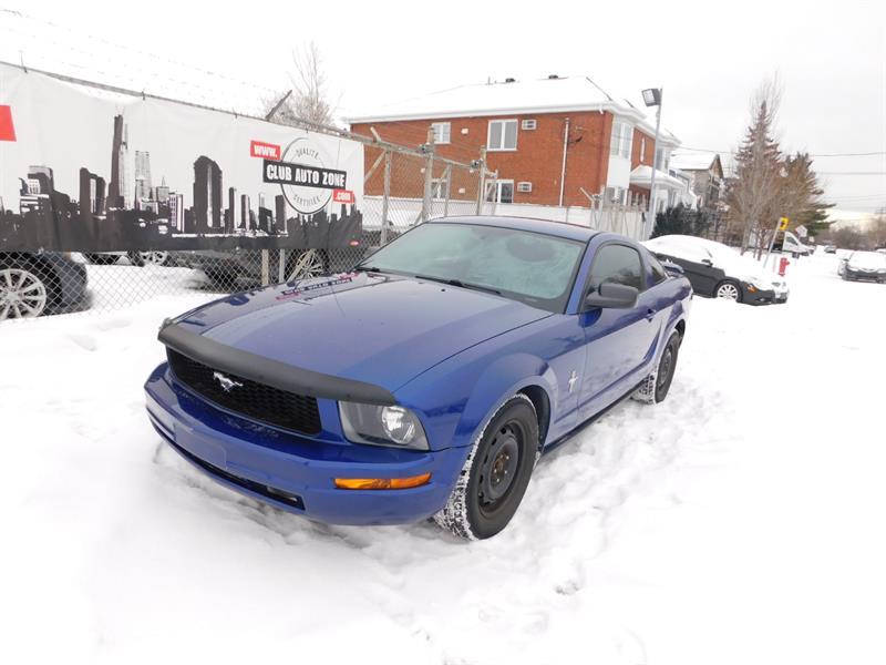 Ford Mustang 2005 COUPÉ V6 4.0L AUTOMATIQUE  #55122549