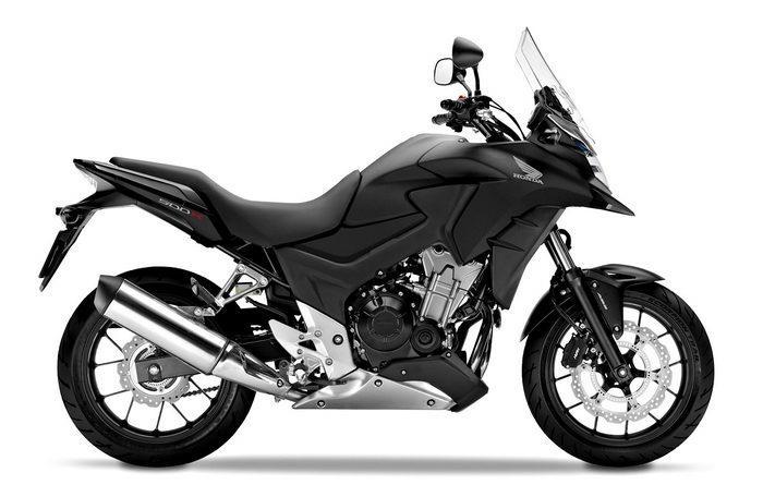 Honda CB500XA 2018