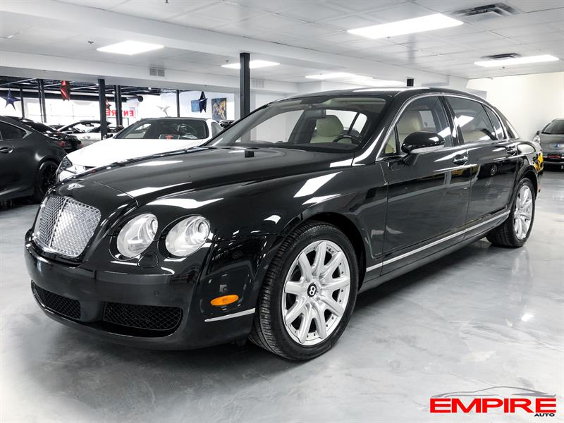 2006 Bentley Continental Flying Spur AWD V12 6.0L  #A38319