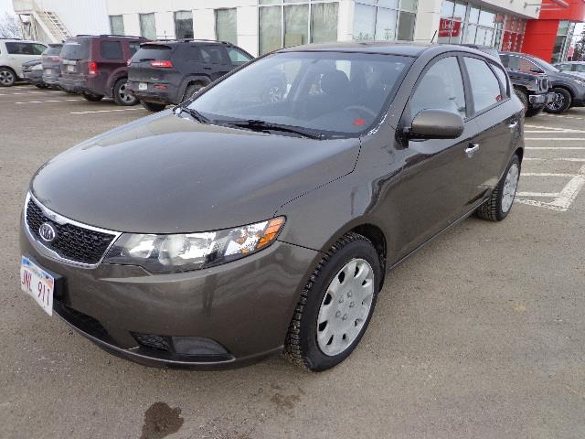 2011 Kia Forte 5-door 5dr HB EX MANUAL #B5364683A