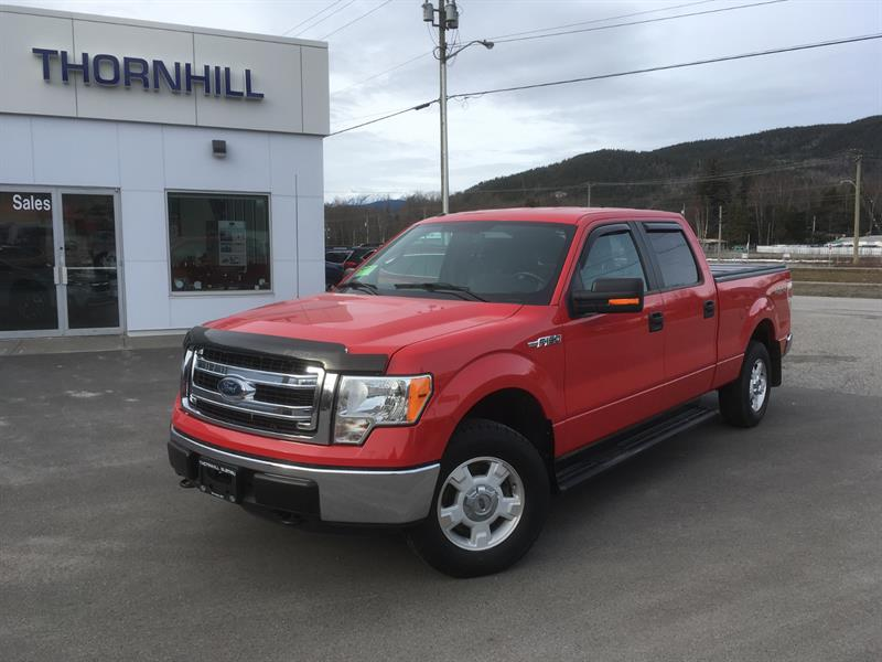 2013 Ford F-150 4WD SuperCrew #19005-0b