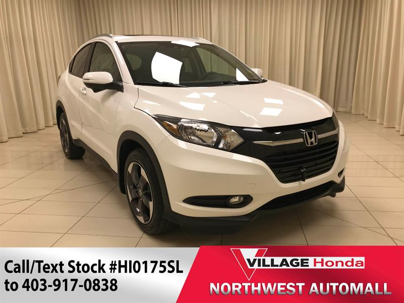 2018 Honda HR-V EX-L w/ Navigation #HI0175SL