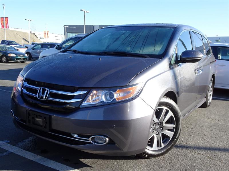 2015 Honda Odyssey Touring! Honda Certified Extended Warranty to 160, #LH8522