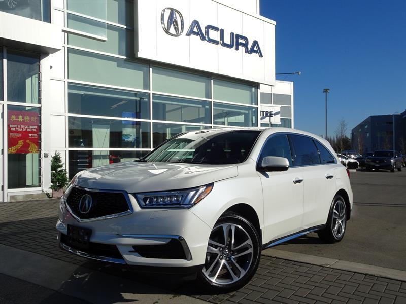 2018 Acura MDX Navi #896610