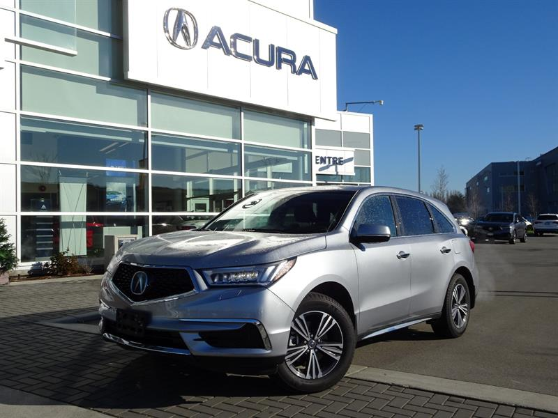 2018 Acura MDX Base|Ex-Courtesy Car|Local Car|Factory Warranty ti #896881