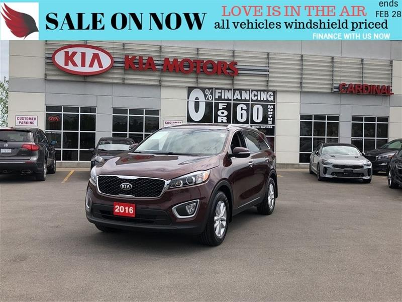 2016 Kia Sorento LX*4CYL*HEAT SEATS*BLUETOOTH #SR18125A