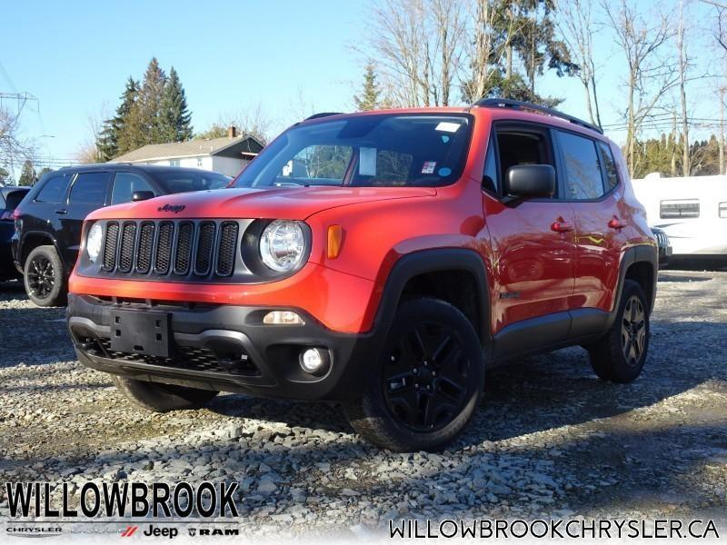 2018 Jeep Renegade #18J355