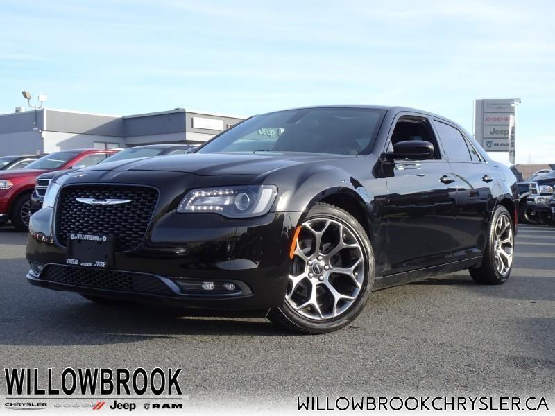 2017 Chrysler 300 #18D51A