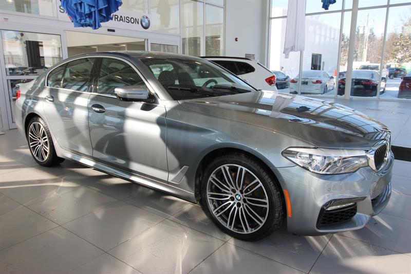 BMW 530XI 2018 530i xDrive Sedan #18-546N