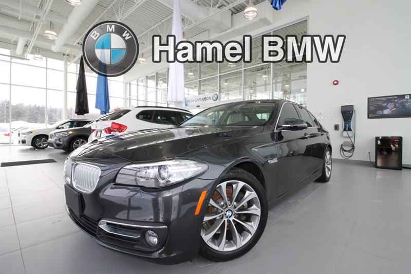 BMW 5 Series 2014 4dr Sdn 528i xDrive AWD #u19-005