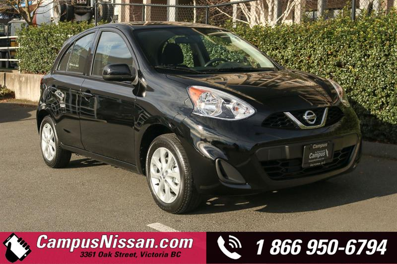2019 Nissan Micra SV FWD w/ Style Package #9-A113