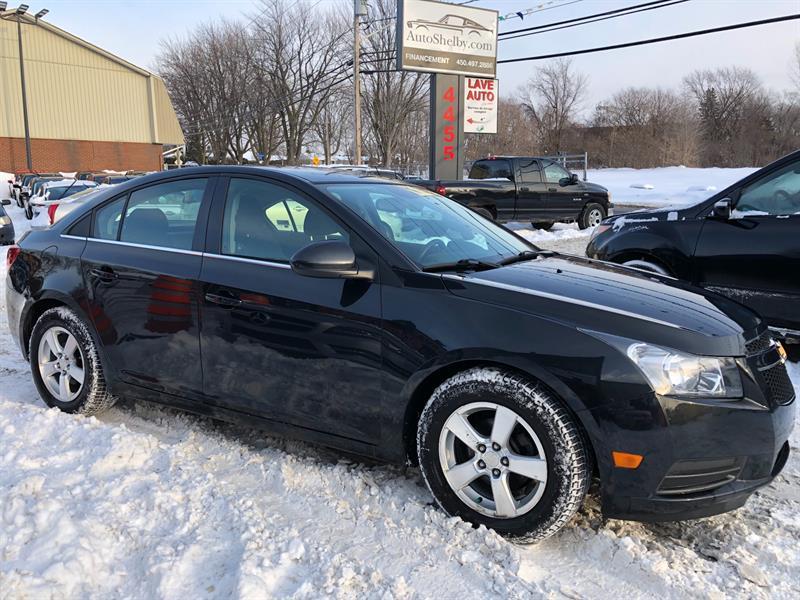 Chevrolet Cruze 2012 35$* Par Semaine/Financement #95339