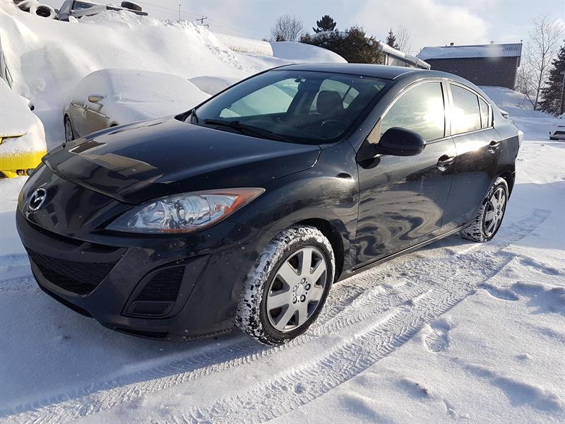 Mazda mazda3 2011 4dr Sdn GX
