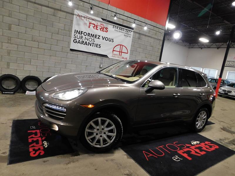 Porsche Cayenne 2011 AWD 4dr #2672