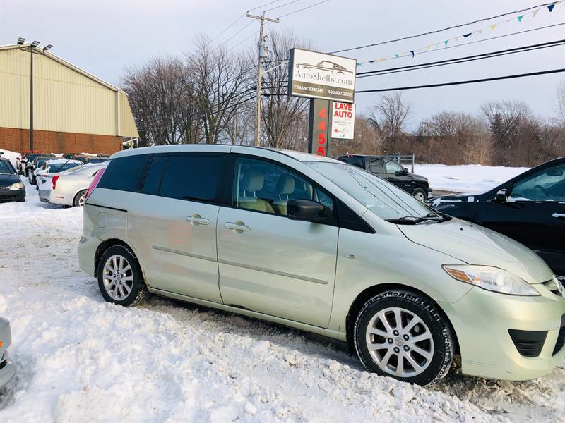 Mazda MAZDA5 2008 6 Passagers-Toute Equipee-Air-Mags #95365-2