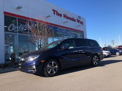 2019 Honda Odyssey EXL Navi #19-268