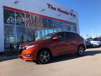 2019 Honda HR-V Touring-HS 4WD #19-274
