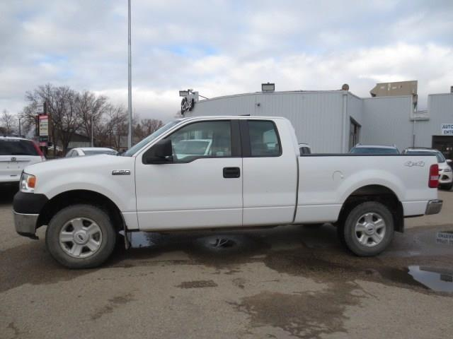 2008 Ford F-150 EXT CAB 4X4 - LOW KMS #3860