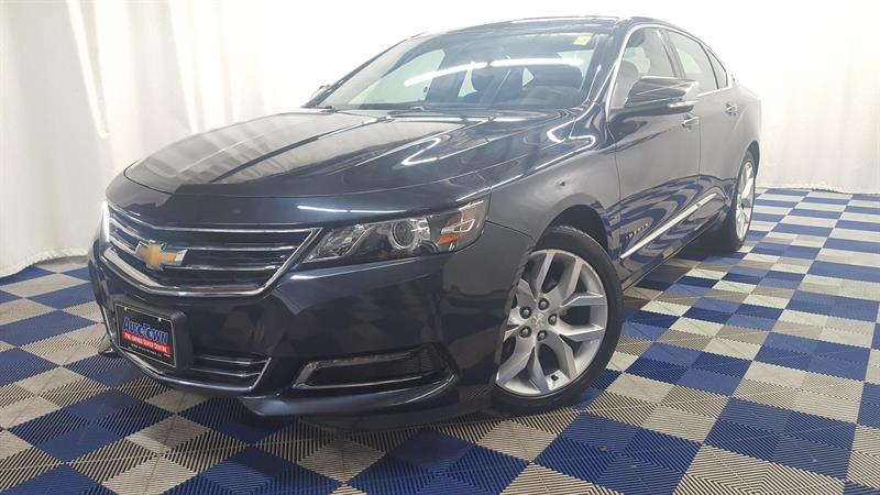 2014 Chevrolet Impala 2LZ/NAV/BACK UP CAM/LEATHER/SUNROOF #14B515137A