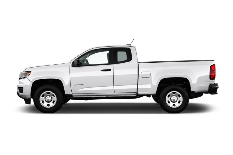 Chevrolet Colorado 2017 2WD Extra Cab #863665