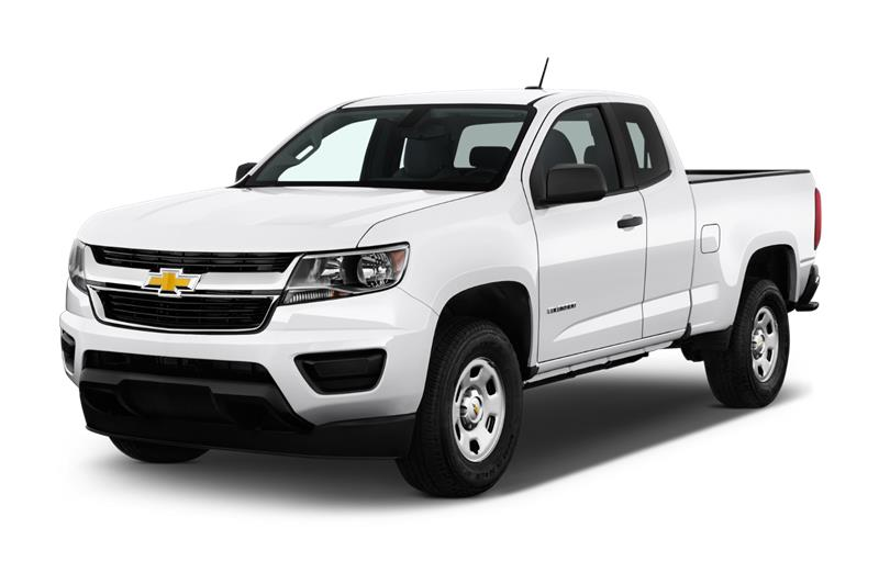 Chevrolet Colorado 2015 2WD Extra Cab  #863657