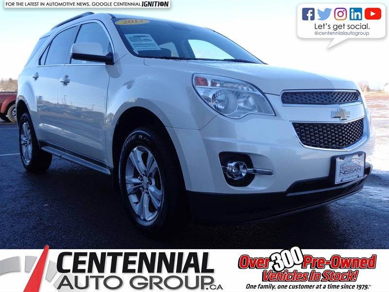 2013 Chevrolet Equinox LT | 2.4L | i4-Cyl | Local One Owner | Bluetooth #S18-085A