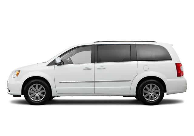Chrysler Town - Country 2016